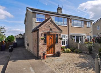 Thumbnail 3 bed semi-detached house for sale in 40 Windmill Drive, Wadworth, Doncaster