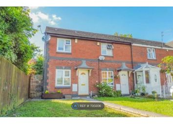 Thumbnail 2 bed end terrace house to rent in Westland Close, Cardiff