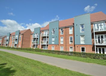 Thumbnail 2 bed flat for sale in Dakota Way, Lakeside, Eastleigh