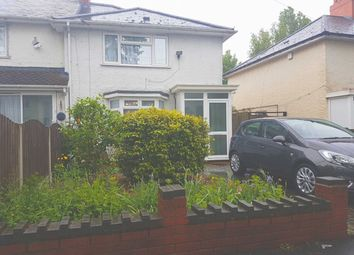 Thumbnail 3 bed semi-detached house for sale in Wold Walk, Moseley, Birmingham
