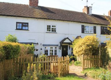 Thumbnail 2 bed terraced house for sale in 2 Grange Cottages Bungham Lane, Penkridge