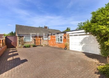 Thumbnail 4 bedroom bungalow for sale in Vale Rise, London