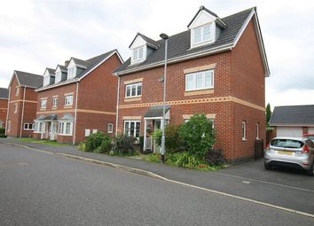 Thumbnail 5 bed detached house for sale in Savannah Place, Great Sankey, Warrington