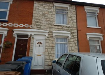 Thumbnail 2 bedroom terraced house to rent in Ranelagh Road, Ipswich, Suffolk