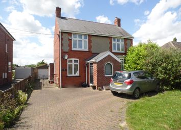 Thumbnail 3 bed detached house for sale in Station Road, Branston, Lincoln