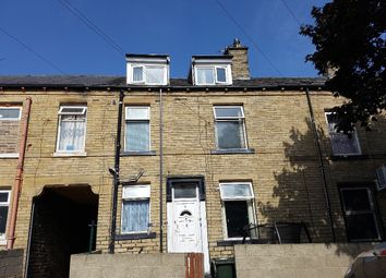 Thumbnail 3 bed terraced house for sale in Glenholme Road, Bradford, West Yorkshire
