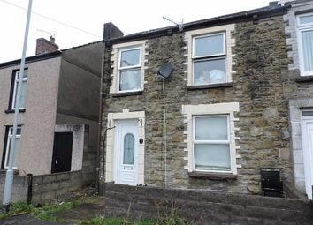 Thumbnail 2 bed end terrace house for sale in Calland Street, Plasmarl, Swansea