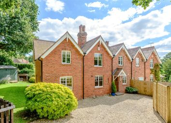 Thumbnail 4 bed semi-detached house for sale in Cumber Cottages, Newtown Common, Newbury, Hampshire