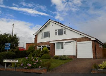 Thumbnail 4 bed detached house for sale in Queens Avenue, Heanor, Derbyshire