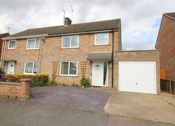 Thumbnail 3 bed semi-detached house for sale in Stuart Close, Godmanchester, Huntingdon