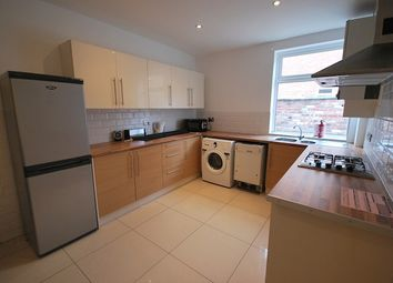 Thumbnail 4 bed terraced house to rent in Fortuna Grove, Fallowfield, Manchester