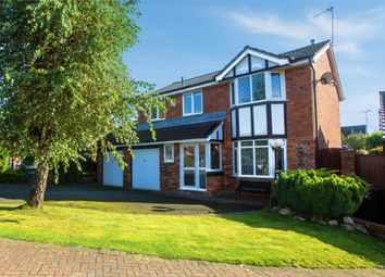4 bed detached house for sale in Porthcawl Close, Widnes, Cheshire WA8