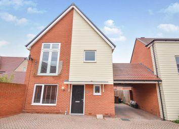 3 bed link-detached house for sale in Fairway Drive, Chelmsford CM3