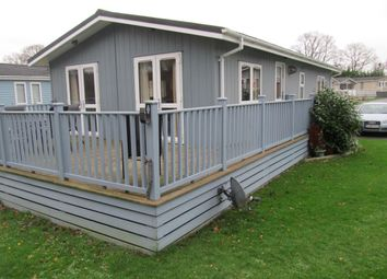Thumbnail 2 bed mobile/park home for sale in Juniper Park (Formerly Woodlands Park), Westfield, Hastings, East Sussex, 4Sb