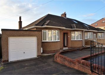 Thumbnail 2 bedroom bungalow for sale in Footshill Road, Hanham