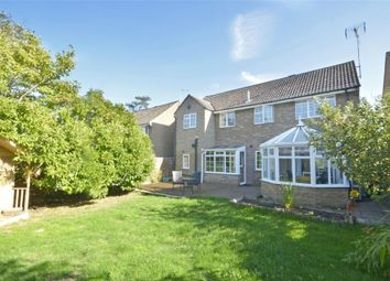 Thumbnail 4 bed detached house to rent in Furnells Close, Raunds, Northamptonshire
