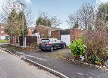 Thumbnail 3 bed bungalow for sale in Belton Close, Coalville