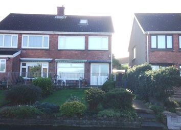 Thumbnail 4 bed semi-detached house for sale in Brynmorlais, Bryn, Llanelli, Carmarthenshire