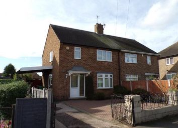 Thumbnail 3 bed end terrace house for sale in Summerwood Lane, Clifton, Nottingham