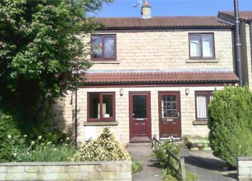 Thumbnail 1 bed terraced house to rent in The Oaks, Masham, North Yorkshire