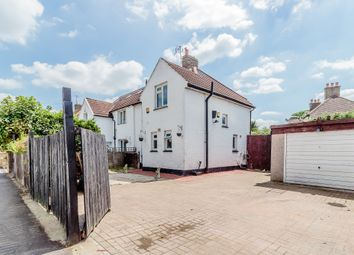 Thumbnail 3 bed semi-detached house for sale in Northcote Avenue, Isleworth