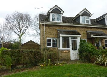Thumbnail 1 bed end terrace house to rent in High Ridge, Godalming