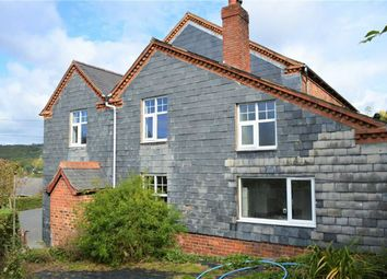 Thumbnail 2 bed semi-detached house to rent in Chapel House, Abermule, Montgomery, Powys