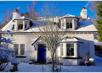 Thumbnail 4 bed detached house for sale in Strathtay, Pitlochry