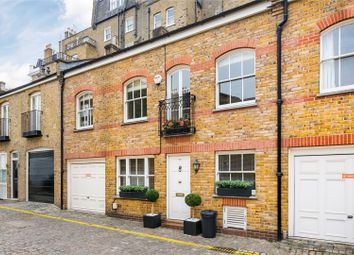 Thumbnail 3 bed mews house for sale in Onslow Mews West, London