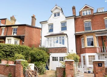 Thumbnail 4 bed semi-detached house to rent in Clifton Terrace, Cliftonville, Dorking