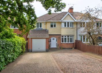 Thumbnail 4 bed semi-detached house for sale in Markfield Lane, Markfield
