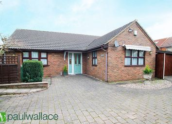Thumbnail 2 bed detached bungalow for sale in Rosedale Way, Cheshunt, Waltham Cross