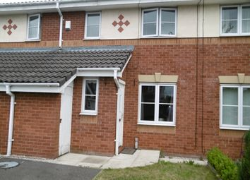 Thumbnail 2 bed town house for sale in Maidstone Close, Liverpool