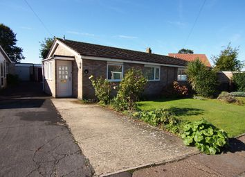 Thumbnail 2 bed semi-detached bungalow for sale in Orchard Way, Wymondham