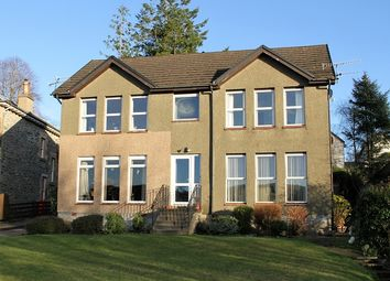Thumbnail 3 bedroom flat for sale in Manse Brae, Lochgilphead