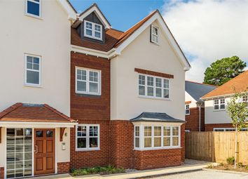 Thumbnail 2 bed flat for sale in Melbury Court, 12 Swann Hill Gardens, Upton, Poole, Dorset
