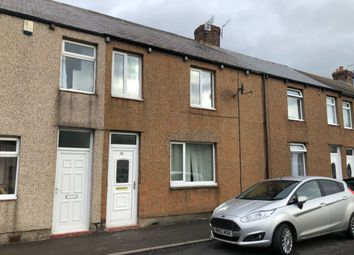 Thumbnail 3 bedroom terraced house to rent in Acklington Street, Amble, Northumberland