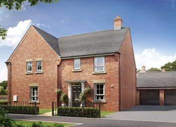 "Thumbnail 3 bed semi-detached house for sale in ""Barwick"" at Armstrongs Fields, Broughton, Aylesbury"