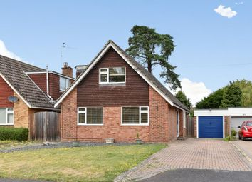 Thumbnail 4 bed detached house to rent in Blackwater, Surrey