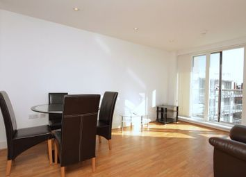 Thumbnail 2 bed flat to rent in Caspian Wharf, 1 Yeo Street, London