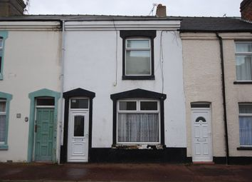 Thumbnail 2 bed terraced house for sale in Florence Street, Barrow-In-Furness, Cumbria