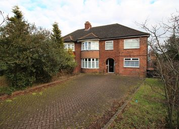 Thumbnail 5 bed semi-detached house to rent in Elstow Road, Bedford
