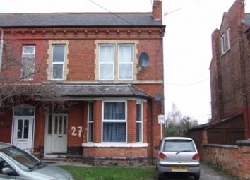 Thumbnail 1 bed detached house to rent in Flat 2 27, George Road, West Bridgford