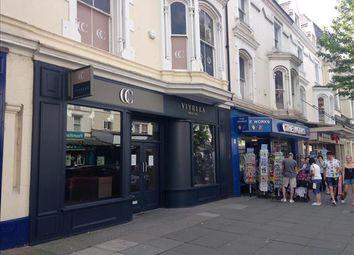 Thumbnail Retail premises to let in 68, Mostyn Street, Llandudno