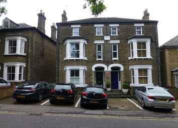 Thumbnail 1 bed flat to rent in Queens Road, Brentwood, Essex