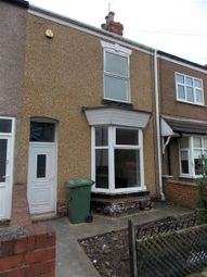 Thumbnail 3 bedroom terraced house to rent in Edward Street, Grimsby