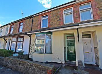 Thumbnail 4 bedroom terraced house for sale in Lewis Street, Treforest, Pontypridd, Rhondda Cynon Taff