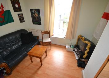 Thumbnail 2 bed flat to rent in Flora Street, Cathays, Cardiff