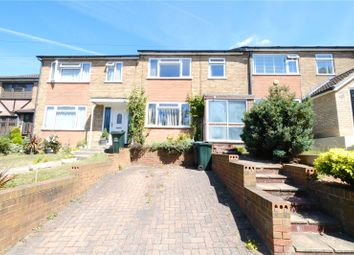 Thumbnail 3 bed terraced house for sale in Craylands Square, Swanscombe, Kent
