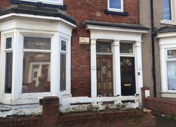 Thumbnail 2 bed flat to rent in Northcote, South Shields
